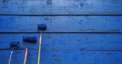 Comment repeindre un mur exterieur