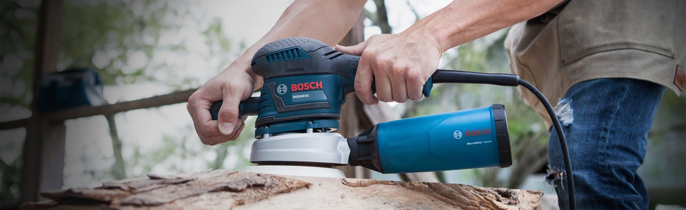 Ponceuse Excentrique Bosch Gex 125 150ave