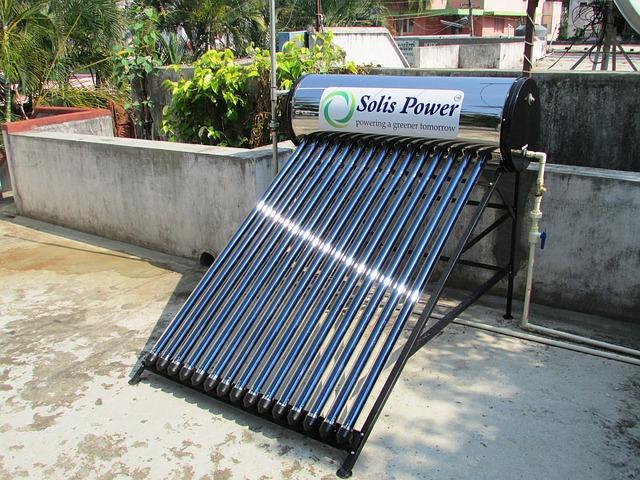 Comment installer un chauffe eau solaire ?