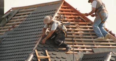 isolation thermique d'une toiture à versant