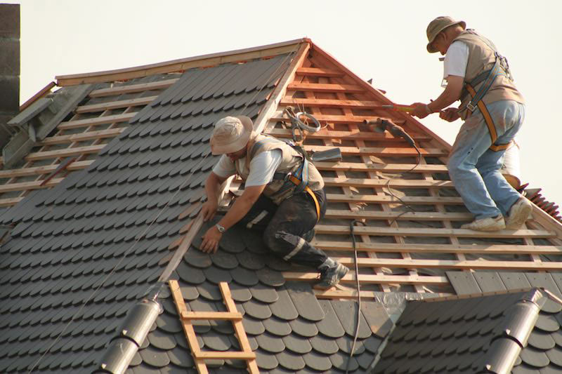 4 précautions à prendre pour l'isolation thermique d'une toiture à versant