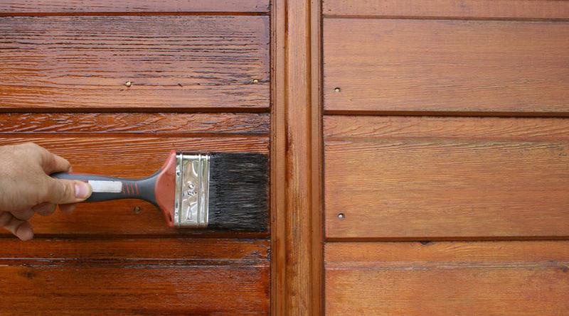 entretien porte fenêtre bois