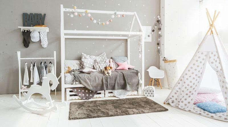 DIY lit-cabane
