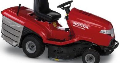 Tracteur Tondeuse Honda HF 2315 HMF