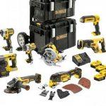 √ 10 bonnes raisons d'opter pour un pack de plusieurs outils électroportatifs