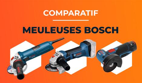 Les Meilleures Meuleuses Bosch