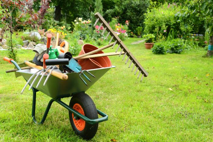 Outils pour jardiner