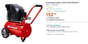 compresseur einhell TE-AC 270/24/10