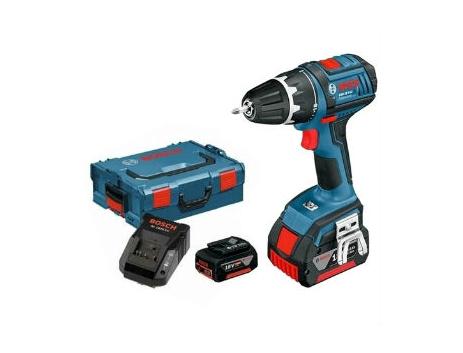 Perceuse visseuse sans fil GSR 18V Bosch 060186610H