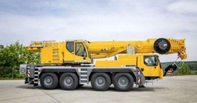 grue mobile 90 tonnes