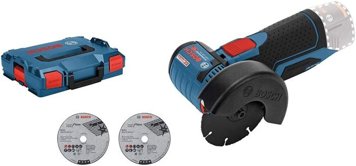 Le Coffret Meuleuse Angulaire Bosch Pro