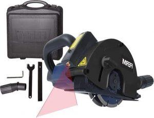 Les accessoires de la rainureuse a beton Ferm Wsm1009