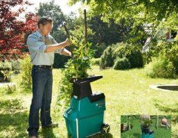 Broyeur Vegetaux Bosch Axt 25 Tc Faible Bruit