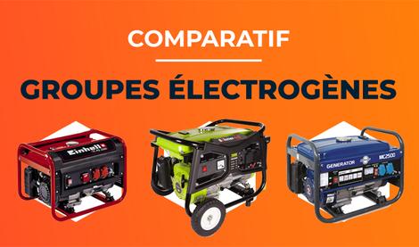 Les Meilleurs Groupes Électrogènes
