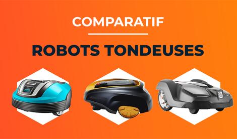 Les Meilleurs Robots Tondeuses