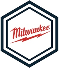 La marque d'outils milwaukee