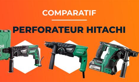 Les Meilleurs Perforateurs Hitachi