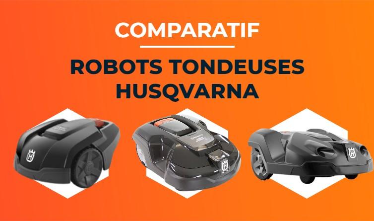 Les Meilleurs Robots Tondeuses Husqvarna